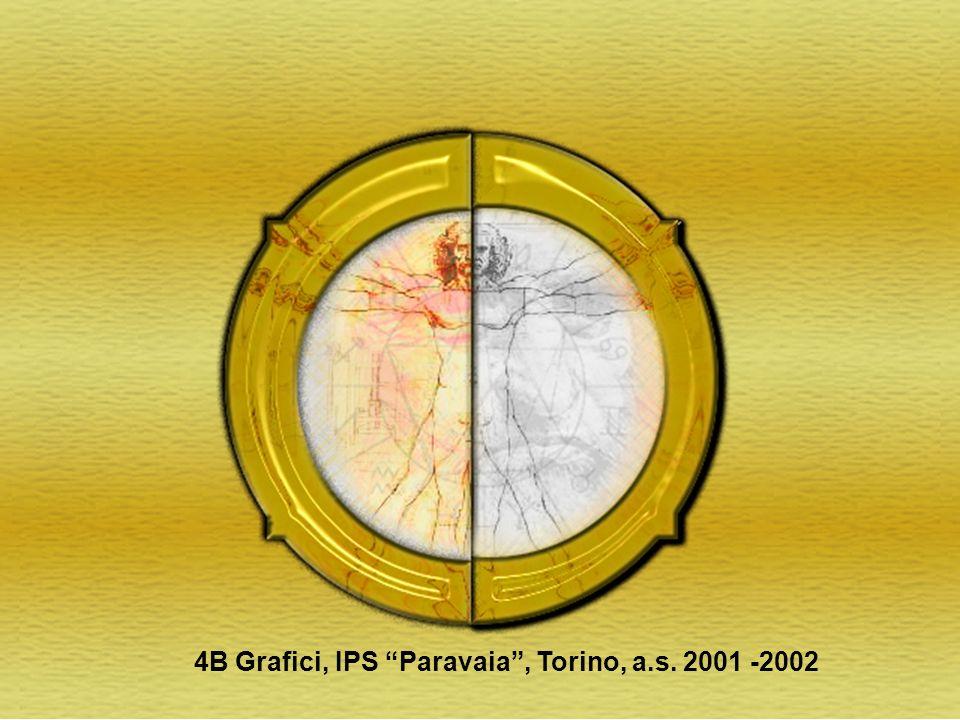 4B Grafici, IPS Paravaia, Torino, a.s. 2001 -2002