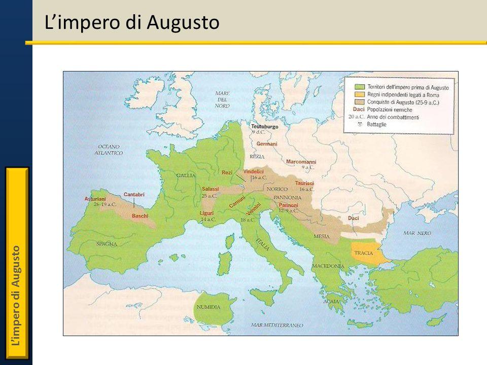 La ripresa economica La stabilità politica e la pacificazione di tutta larea intorno al Mediterraneo favorì la ripresa delleconomia.
