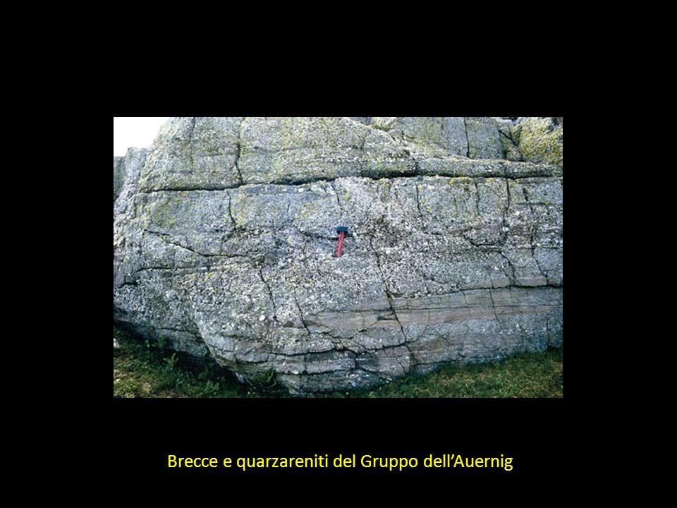 Brecce e quarzareniti del Gruppo dellAuernig