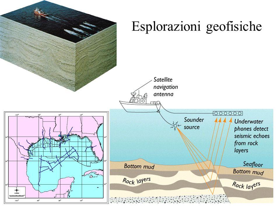 Esplorazioni geofisiche