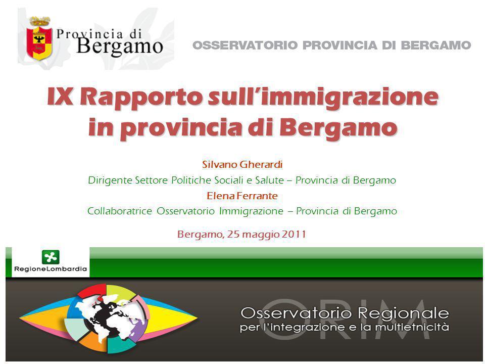 PROVINCIA DI BERGAMO SPAZIO VITERBI Conferenza Stampa mercoledì 25 maggio 2011