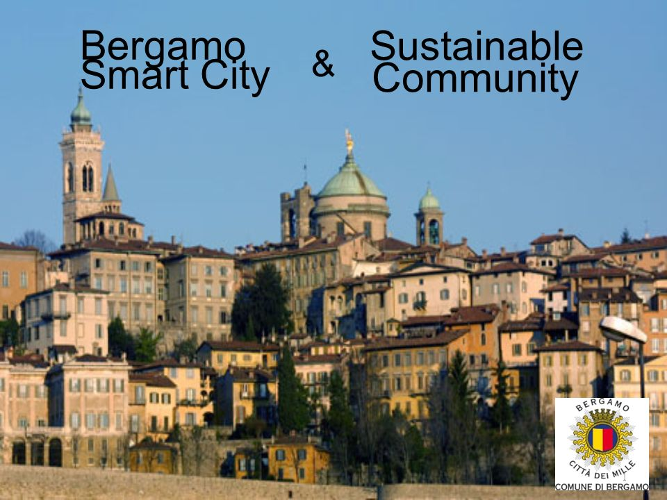Bergamo Smart City Sustainable Community 1 &