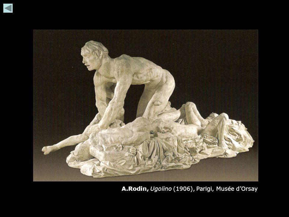 A.Rodin, Ugolino (1906), Parigi, Musée dOrsay