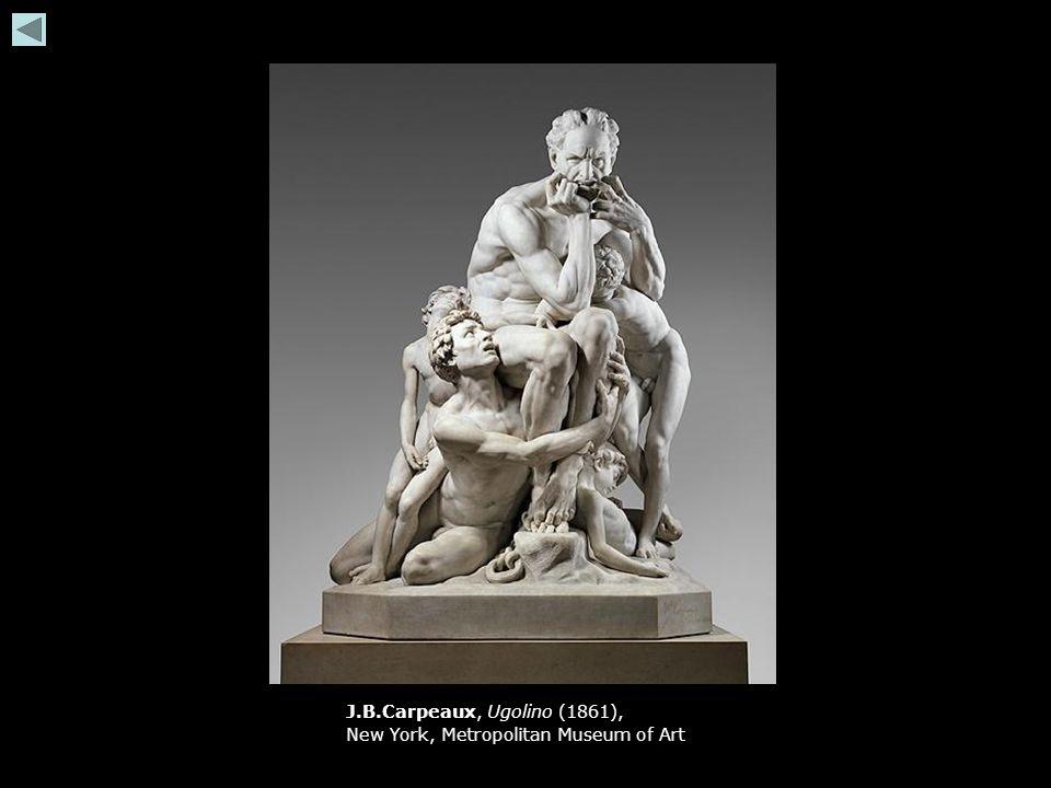 J.B.Carpeaux, Ugolino (1861), New York, Metropolitan Museum of Art