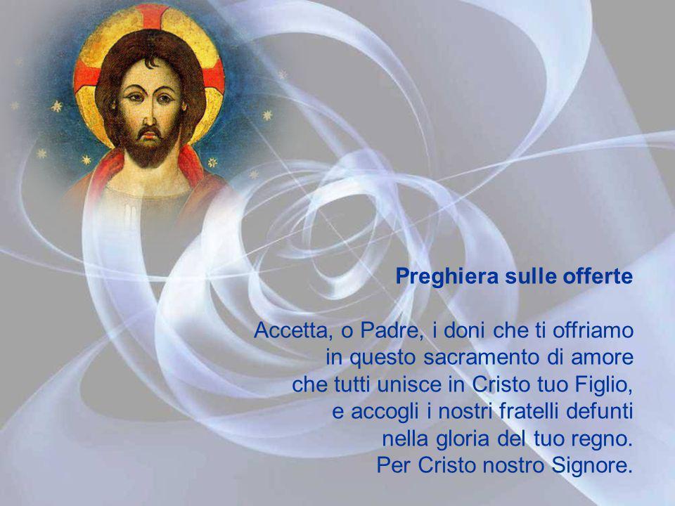 Vangelo Gv 6,37-40 Chi crede nel Figlio ha la vita eterna; e io lo risusciterò nellultimo giorno. + Dal Vangelo secondo Giovanni In quel tempo, Gesù d