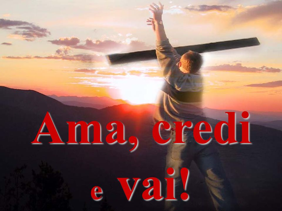Non temere! Io sono il Primo e lUltimo e il Vivente. Io ero morto, ma ora vivo per sempre e ho potere sopra la morte e sopra gli inferi (Ap.1,17-18) E