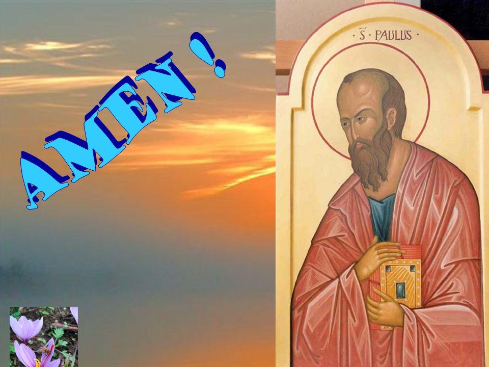 piacque a dio di far abitare in lui ogni pienezza, per mezzo di lui riconciliare a se tutte le cose, rappacificare con il sangue della sua croce gli esseri della terra e quelli del cielo.