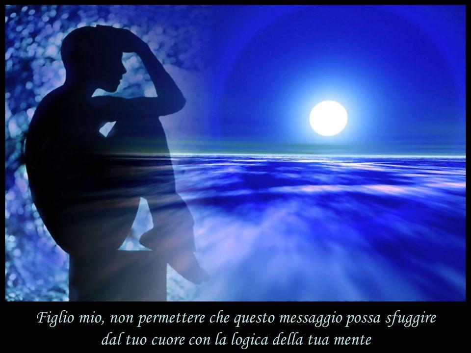 donandoti il Mio Spirito, che ti darà tutta la pace, la pazienza, la bontà, la fedeltà, la mansuetudine e la gioia di cui hai bisogno per arrivare a M