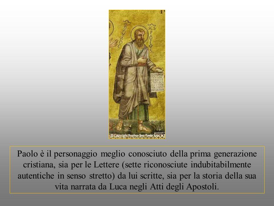 Con Paolo, in pochi anni ed in modo ardente, la Parola esce da Gerusalemme e la Legge da Sion, come era stato profetizzato dal profeta Michea (4,2).