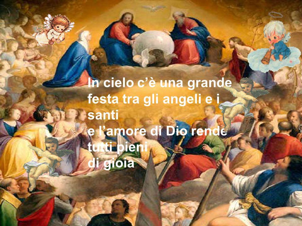 ben presto si decise di legare alla festa dei Santi anche la commemorazione di tutti i Defunti,, perché si pregasse per loro