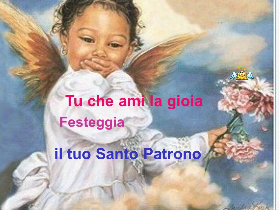 In cielo cè una grande festa tra gli angeli e i santi e lamore di Dio rende tutti pieni di gioia