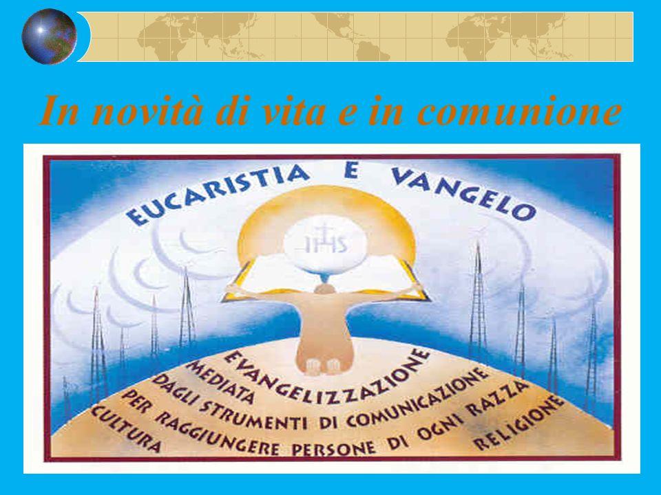 La Famiglia Paolina Dieci voci per annunciare il vangelo