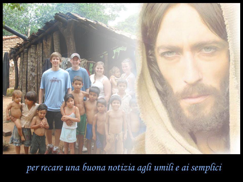 Io sono Gesù, il messia, di cui ogni profeta con le Scritture annunziava che doveva venire tra voi