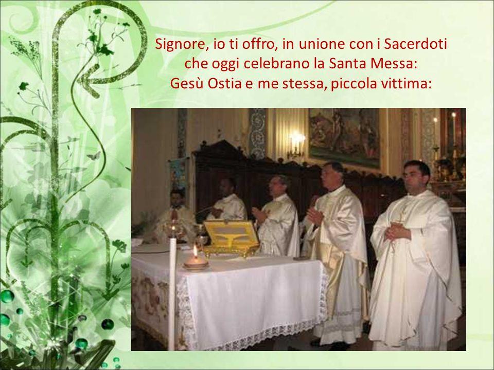 Offertorio Paolino Preghiera del B.G.Alberione fondatore della Fam. Paolina