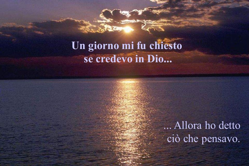 Dio è perenne.É divino. In modo tale che essendo essenza della vita è riposo nella morte...