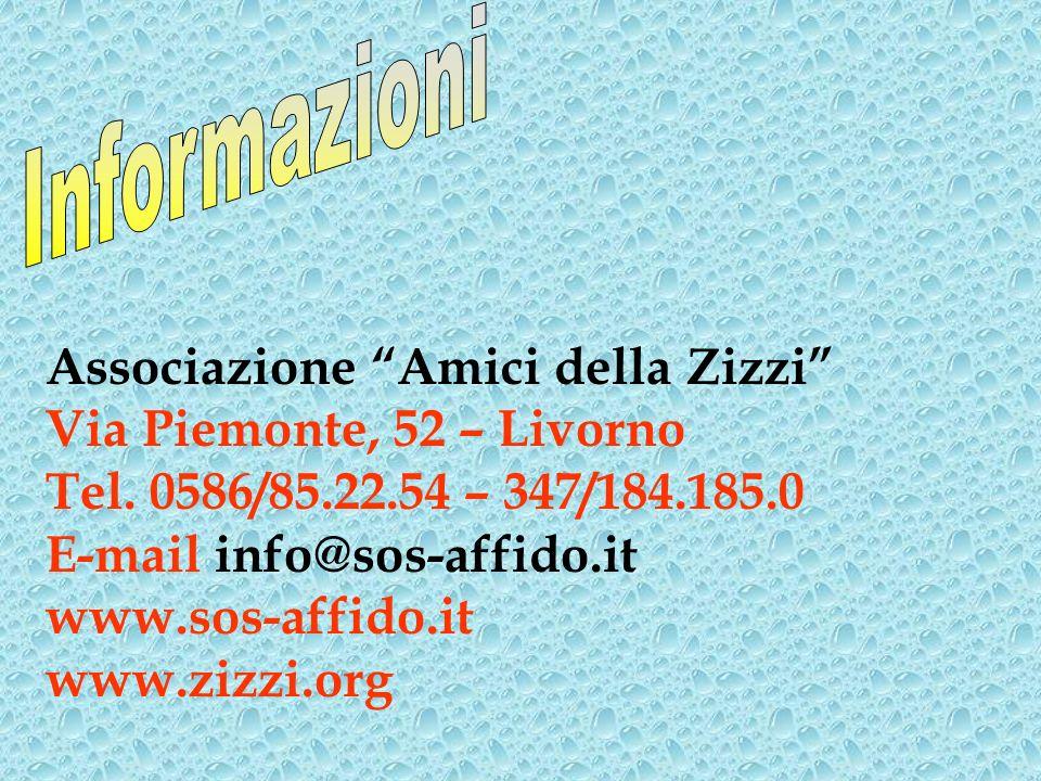 Fondazione Cecchini Pace Via Calzabigi, 74 – Livorno Tel.