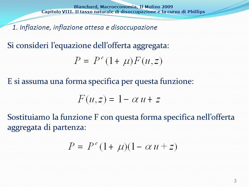 Blanchard, Macroeconomia, Il Mulino 2009 Capitolo VIII.