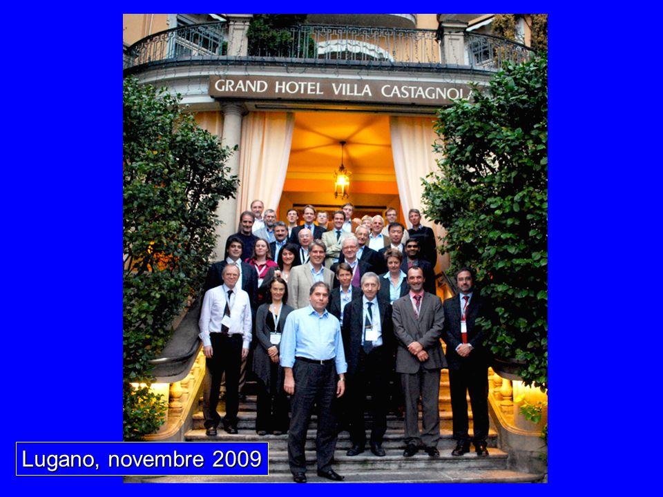 Lugano, novembre 2009