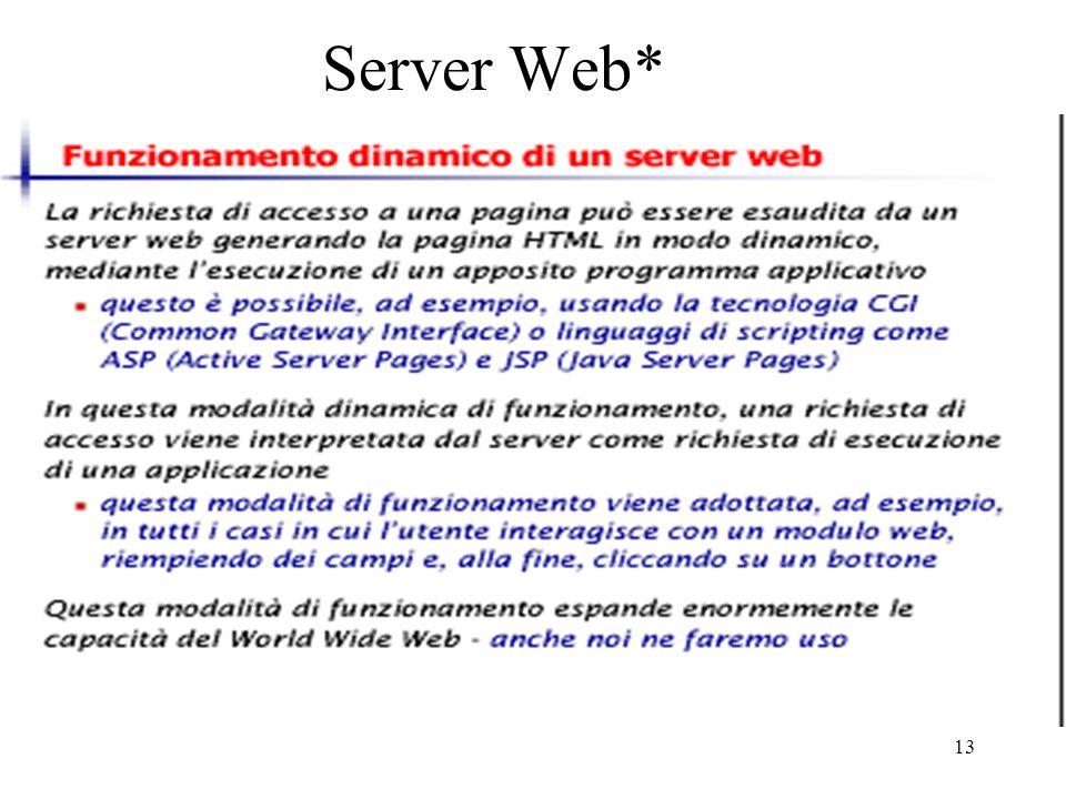 13 Server Web*
