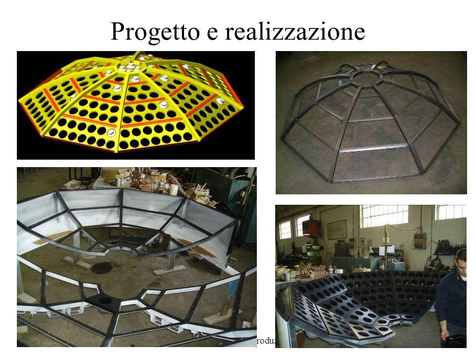 9/12/2010Registrazione e Riproduzione 21 Progetto e realizzazione