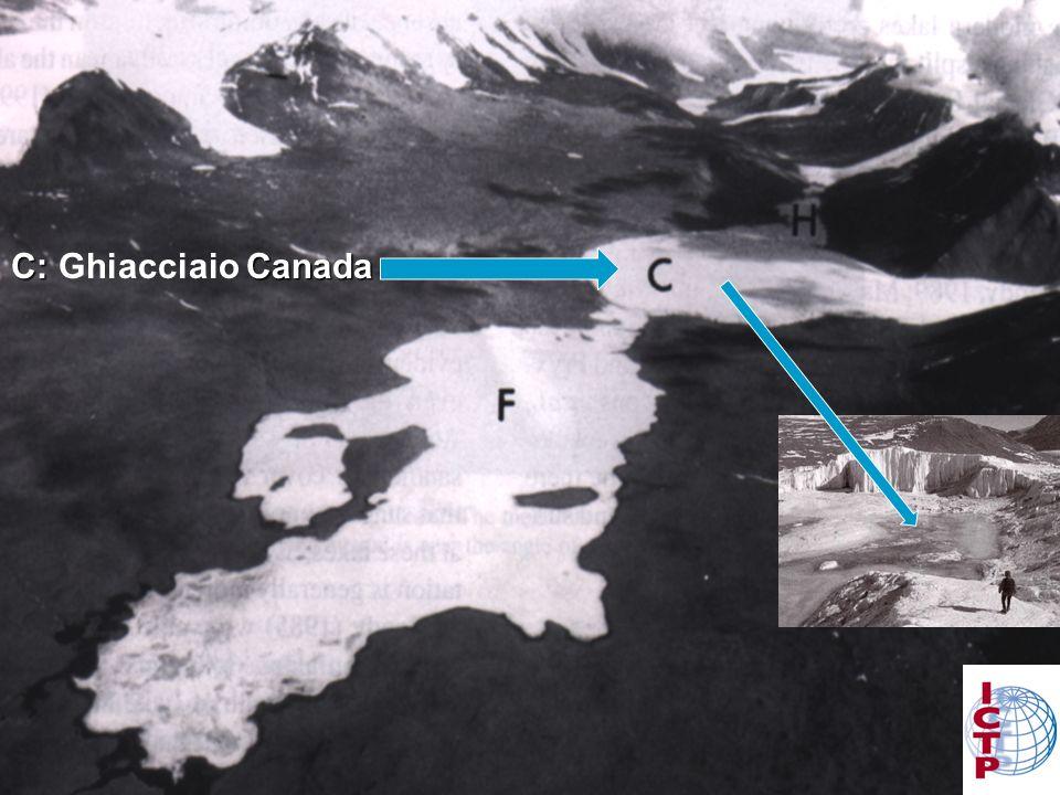 C: Canada C: Ghiacciaio Canada