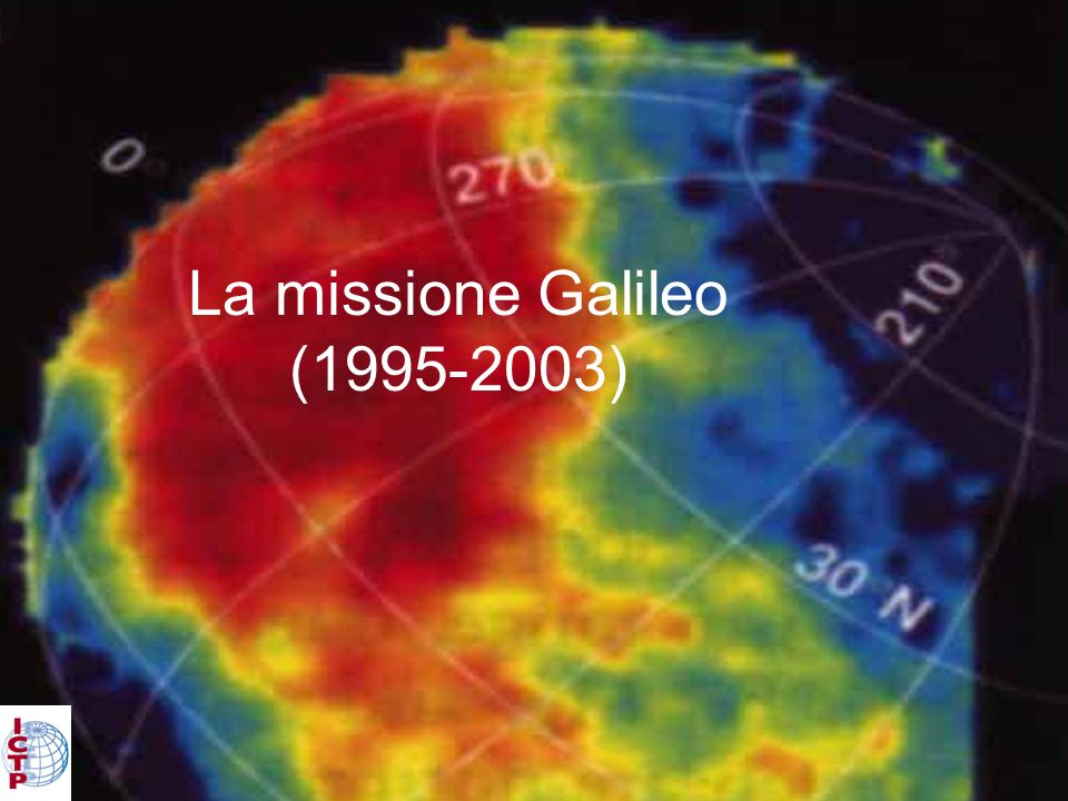 La missione Galileo (1995-2003)