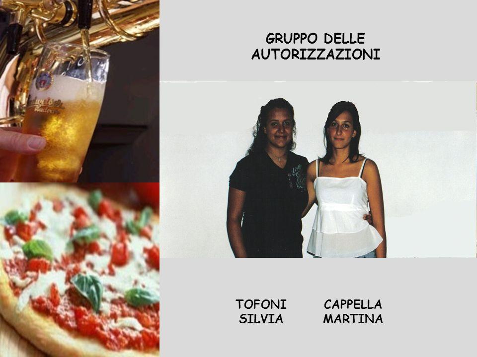 … ora viene il lavoro duro: quello tra pizze e coca cola!!! Grazie per lattenzione Il gruppo contabilità