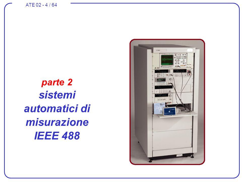 ATE 02 - 5 / 64 Strumenti IEEE Std 488