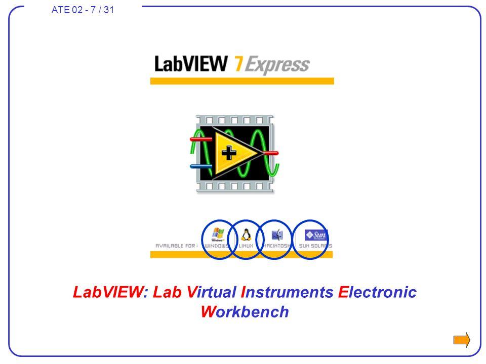 ATE 02 - 18 / 31 MS VB TestBox