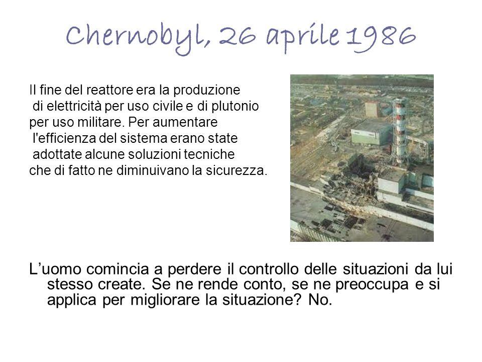 Le centrali nucleari continuano ad esistere, anzi se ne costruisce sempre di più (circa 440 in tutto il mondo).