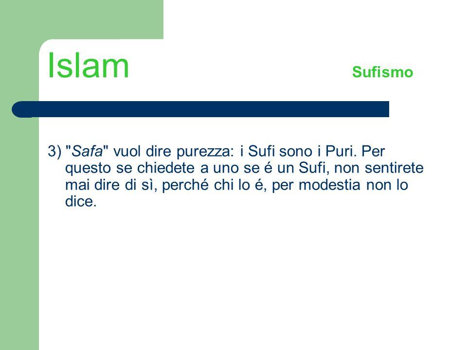 Islam Sufismo 3)