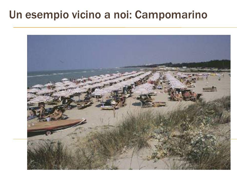 Un esempio vicino a noi: Campomarino