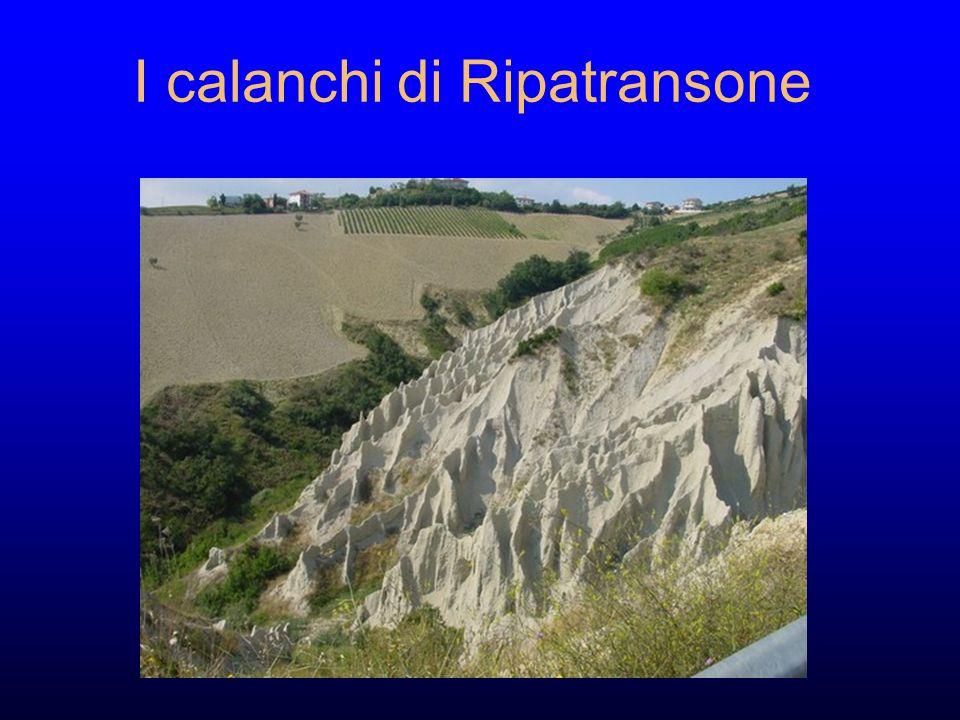 I calanchi di Ripatransone