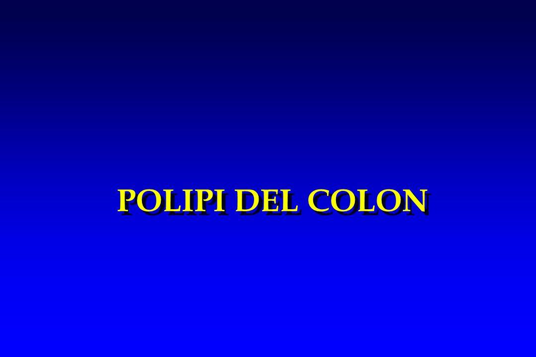 POLIPI DEL COLON
