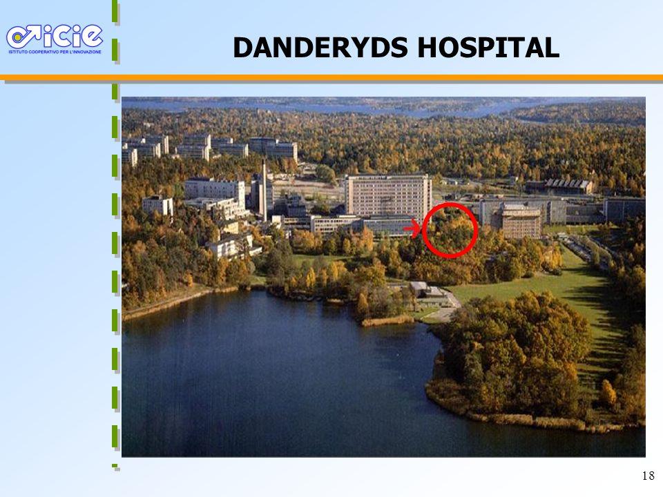 18 DANDERYDS HOSPITAL