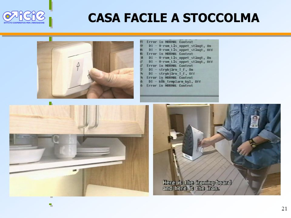 21 CASA FACILE A STOCCOLMA