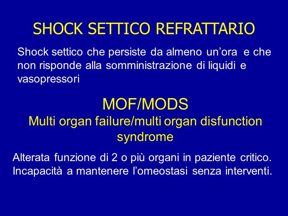 SEPSI = NO!! Batteriemia Setticemia
