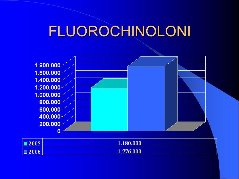 FLUOROCHINOLONI