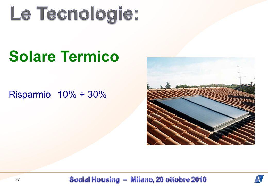 78 Solare Fotovoltaico Risparmio fino al 100% di Energia Elettrica