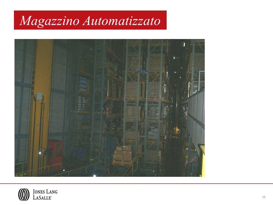 11 Magazzino Automatizzato