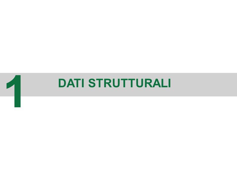 1 DATI STRUTTURALI 8