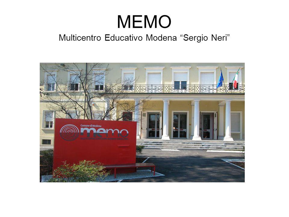 MEMO Multicentro Educativo Modena Sergio Neri