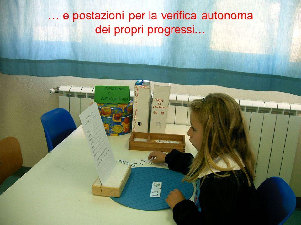 Istituto Comprensivo Mariti - Fauglia (Pi ) 25 … e postazioni per la verifica autonoma dei propri progressi…