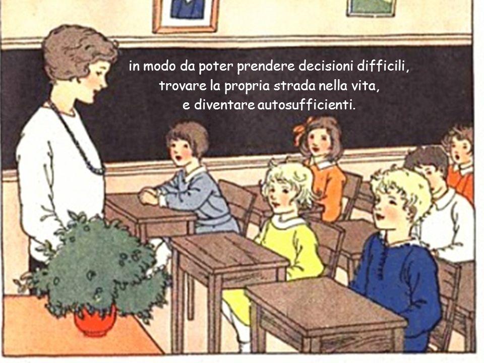 Sei il mio insegnante preferito perché hai agito come un amico, prendendoti il tempo di rendere semplici lezioni di difficile comprensione.