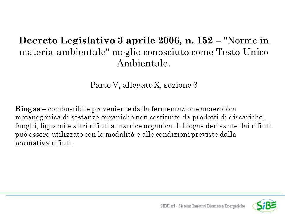 Decreto Legislativo 3 aprile 2006, n.