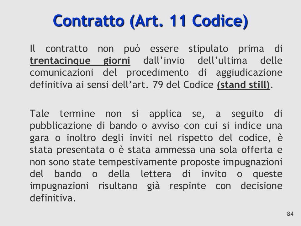 84 Contratto (Art.