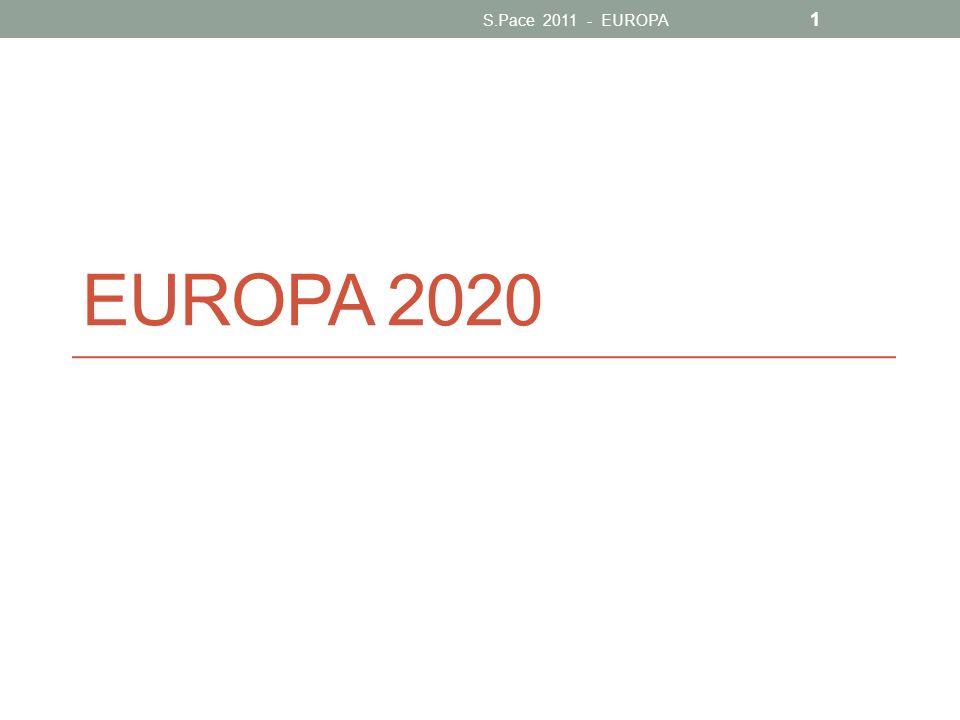EUROPA 2020 S.Pace 2011 - EUROPA 1