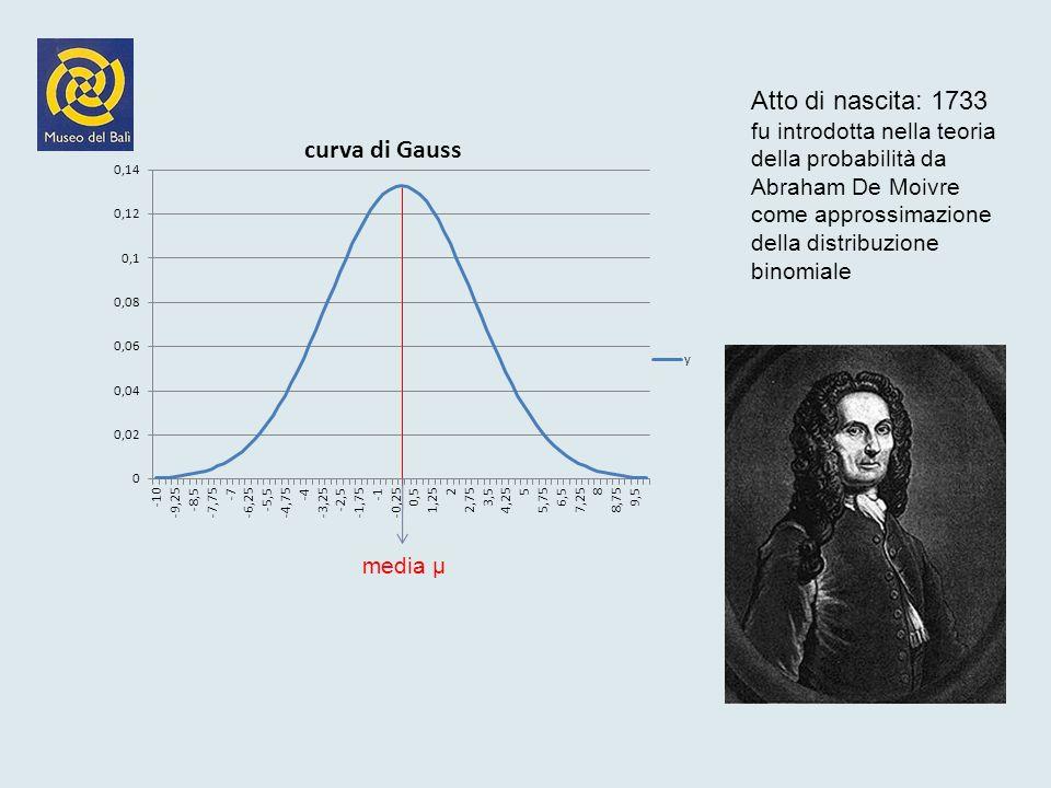 Alcune probabilità di vita e di morte calcolate in base alla definizione frequentista di probabilità.