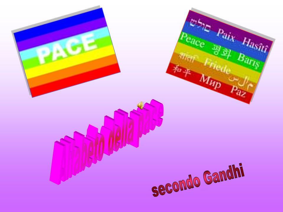 Per Gandhi il comandamento induista dellahimsa (non-violenza) significava zelante attivismo, che egli dimostrò durante tutta la sua vita di servizio.