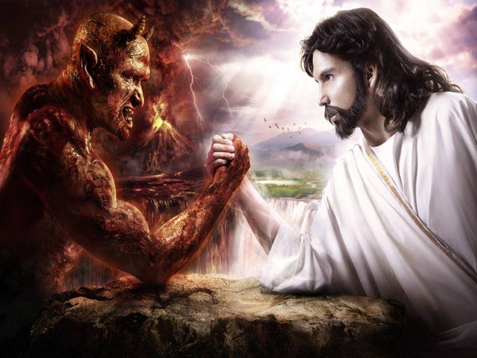 6. La lotta è impari. Quando scende in campo Dio…
